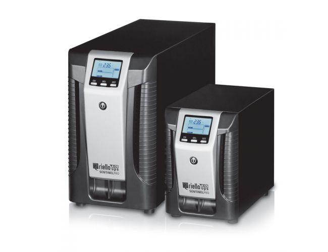Sai Riello Sentinel Pro 1,5kVA Online doble conversión SEP1500