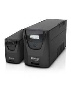 Sai Riello Net Power 1000VA / 600W Line Interactive - NPW1000 (9 minutos)