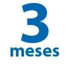 3 Meses sin intereses